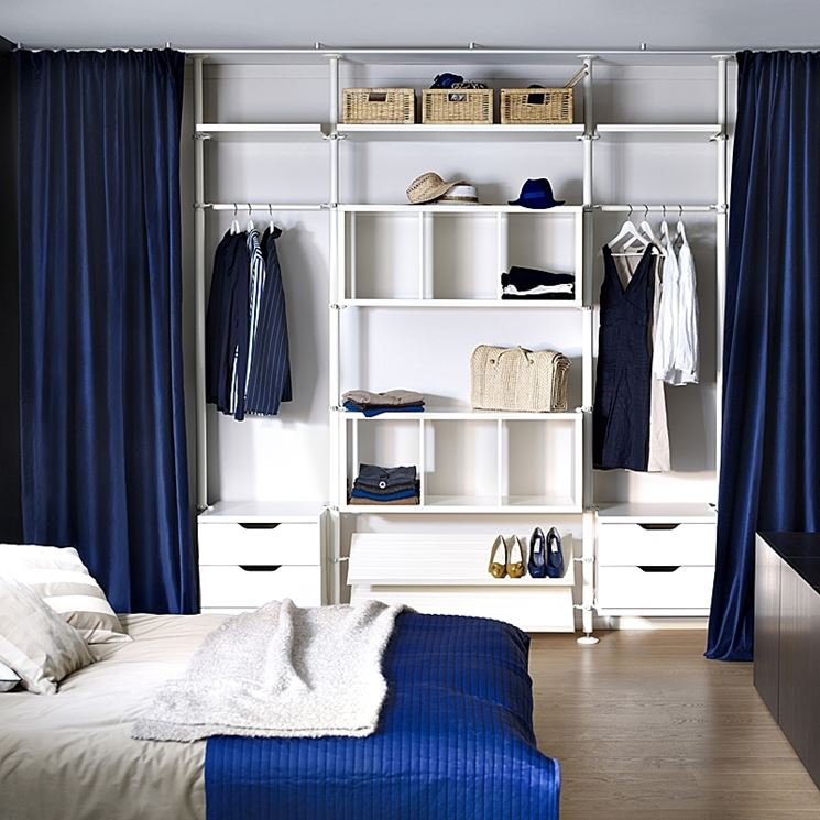 ikea cabina armadio stolmen le cabine armadio economiche. Black Bedroom Furniture Sets. Home Design Ideas